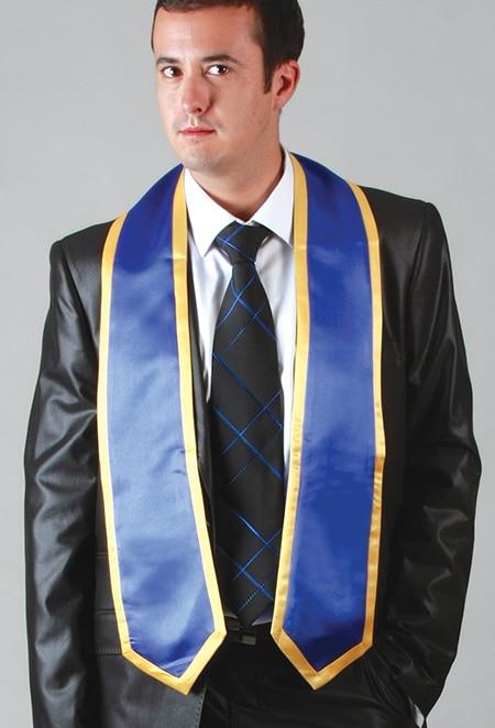 diplomissimo echarpe bicolore a2