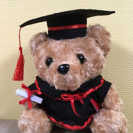 Brown_Graduation_teddy_bear