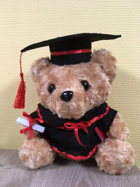 Brown_Graduation_teddy_bear